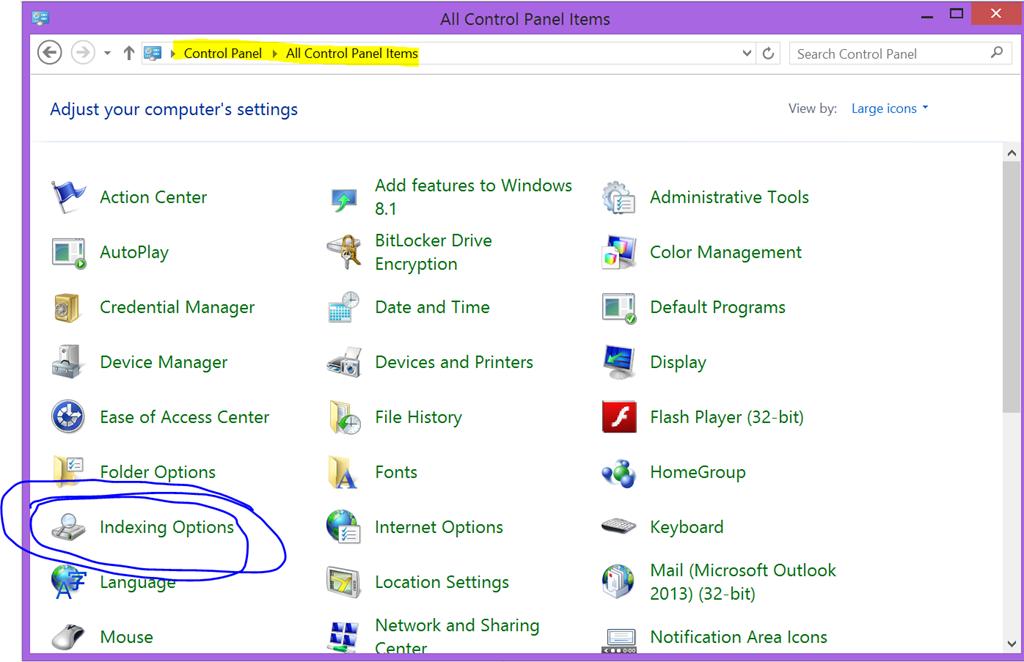 Microsoft Windows Search Filter Host � High CPU on Windows 8 ...
